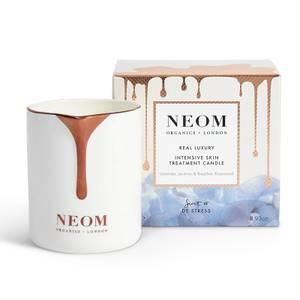 NEOM Organics Real Luxury™ インテンシヴスキン トリートメントキャンドル (140g)
