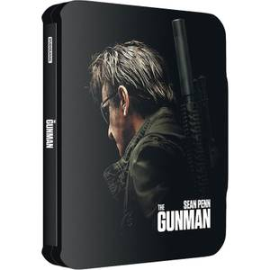 The Gunman - Zavvi UK Exclusive Limited Edition Steelbook