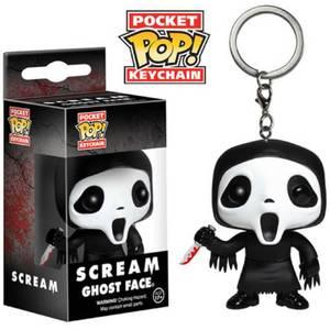 Scream Ghostface Pocket Funko Pop! Keychain