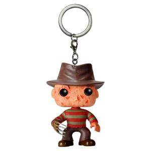 Nightmare On Elm Street Freddy Kruger Pocket Funko Pop! Keychain