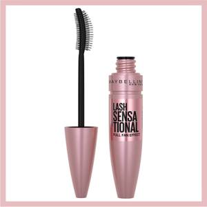 Mascara Lash Sensationalde Maybelline - Very Black