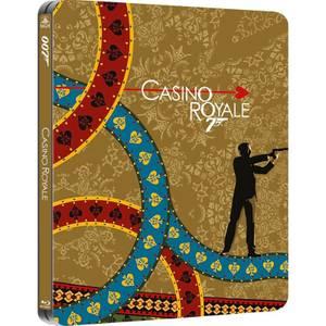 Casino Royale - Zavvi Exclusive Limited Edition Steelbook