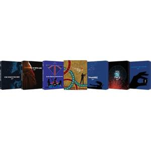 All 7 James Bond Zavvi Exclusive Steelbooks