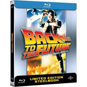 Back to The Future - Zavvi UK Exclusive Limited Anniversary Edition Steelbook