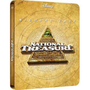 National Treasure - Zavvi exklusives (UK Edition) Limited Edition Steelbook