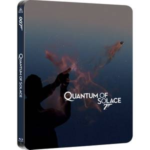 Quantum of Solace - Zavvi Exclusive Limited Edition Steelbook