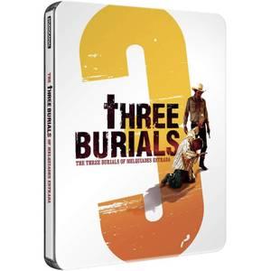 Three Burials Of Melquiades Estrada - Zavvi UK Exclusive Limited Steelbook
