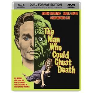 L'homme qui pouvait tromper la mort (avec DVD)