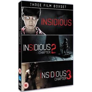 Insidious Triple Pack (Slimline Single Amaray)
