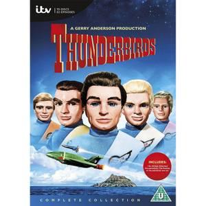Classic Thunderbirds - Die komplette Sammlung - Limitierte Auflage