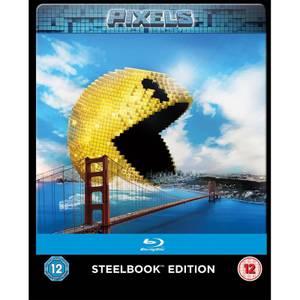 Pixels - Steelbook Ed. Limitada