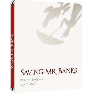 Saving Mr Banks - Zavvi UK Exclusive Limited Edition Steelbook
