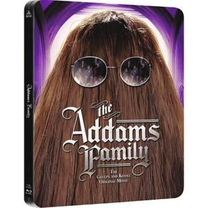 La Famille Addams - Steelbook d'édition limitée exclusivement sur Zavvi Blu-ray