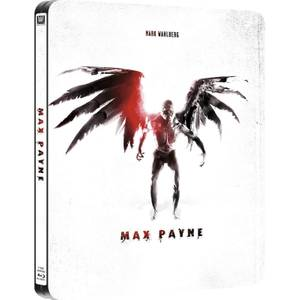 Max Payne - Zavvi UK Exclusive Limited Edition Steelbook (Limited to 2000 Copies)