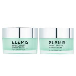 Elemis Pro-Collagen Marine Cream Duo (Worth £151.00)