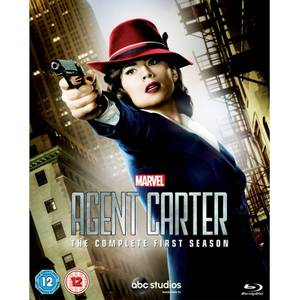 Agent Carter -Marvel- Saison 1 Blu-ray