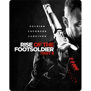 Rise of the Footsoldier II - Limited Edition Steelbook