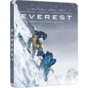 Everest - Zavvi UK Exclusive Limited Edition Steelbook