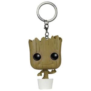 Marvel Guardiani della Galassia Baby Groot Pocket Pop! Vinyl Key Chain