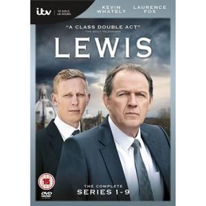 Lewis - Series 1-9