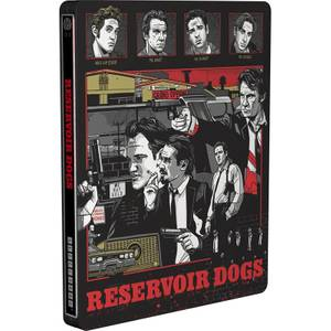 Reservoir Dogs – Mondo X Steelbook - Zavvi UK Exclusive Limited Edition Steelbook