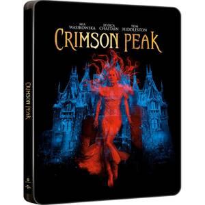Crimson Peak - Steelbook d'édition limitée exclusivement sur Zavvi