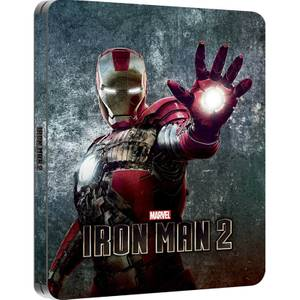 Iron Man 2 - Zavvi UK Exclusive Lenticular Edition Steelbook