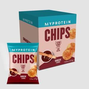 Chips protéinées