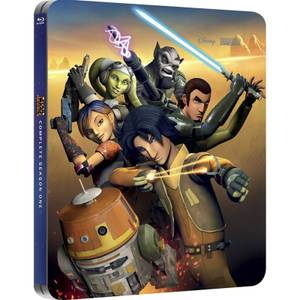 Star Wars: Rebels - Staffel 1 - Zavvi exklusives (UK Edition) Limited Edition Steelbook