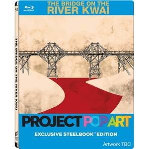 The Bridge On The River Kwai – Project Pop Art Zavvi Exc. Steelbook (UK EDITION)