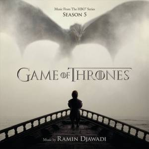 Game of Thrones: Season 5 - The Original Soundtrack OST 2LP