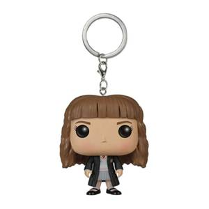 Harry Potter Hermione Pocket Funko Pop! Keychain