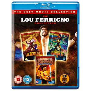The Lou Ferrigno Cult Collection