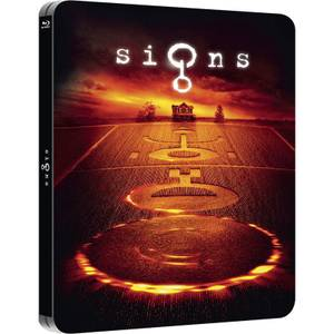 Signes - Steelbook Exclusivité Zavvi