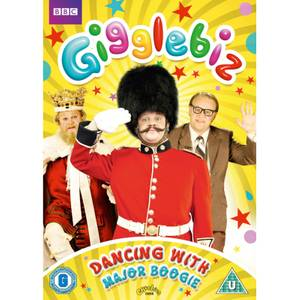 Gigglebiz: Dancing with Major Boogie