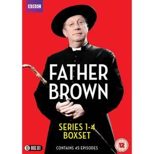 Father Brown Box Set - Series 1-4