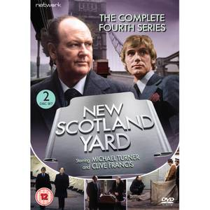 New Scotland Yard - The Complete Fourth Series