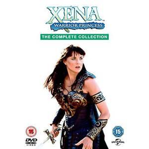 Xena - Series 1 - 6 Set (2015 Repackage)