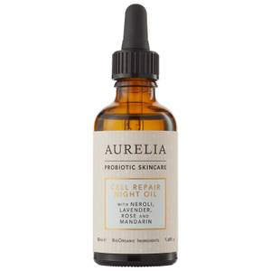 Aceite de Noche Aurelia Probiotics Skincare Cell Repair (50ml)