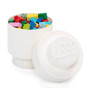 LEGO Storage Brick 1 - White