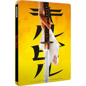 Kill Bill : Volume 1 - Steelbook édition limitée exclusive Zavvi
