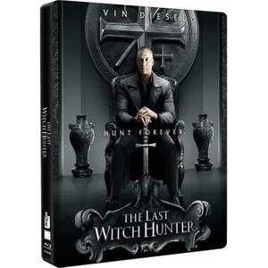 The Last Witch Hunter - Zavvi UK Exclusive Limited Edition Steelbook