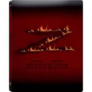 The Mask of Zorro - Zavvi Exclusive Limited Edition Steelbook