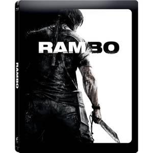 John Rambo - Exclusivité Zavvi - Steelbook Édition Limitée (Limité à 2000 Copies)