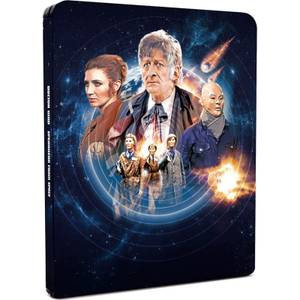 Doctor Who - Spearhead from Space - Zavvi UK Exclusive Limited Edition Steelbook