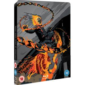 Ghost Rider: Spirit of Vengeance - Zavvi exklusives Limited Edition Steelbook Blu-ray