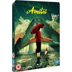 Amelie - Zavvi UK Exclusive Limited Edition Steelbook