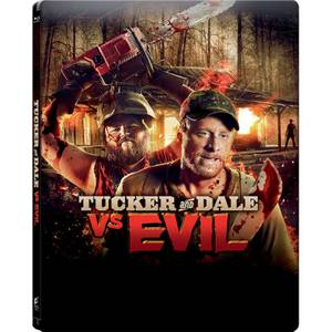 Tucker and Dale Vs. Evil - Zavvi UK Exclusive Limited Edition Steelbook (Limited to 2000)