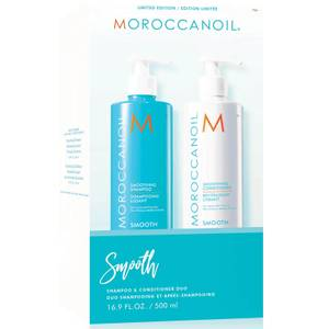 Moroccanoil Smoothing Shampoo & Conditioner Duo (2x500ml)