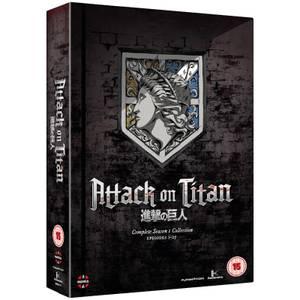 Attack On Titan - Collection complète de la saison 1